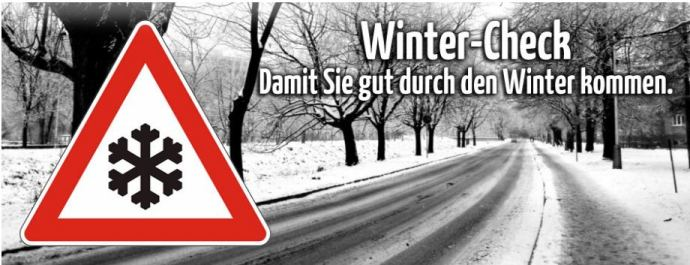 Winter-check mittel